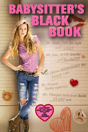 Babysitter's Black Book, Movie on DVD, Drama