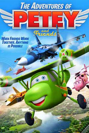 The Adventures of Petey and Friends, Movie on DVD, Family