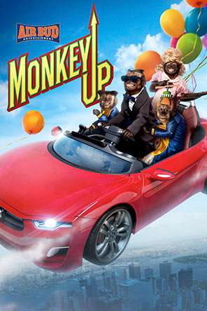 Monkey Up, Movie on DVD, Family