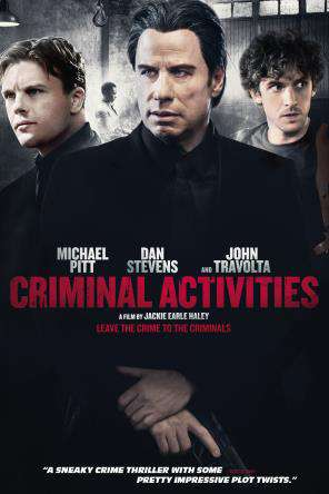 Criminal Activities, Movie on DVD, Action Movies, Drama Movies, Thriller & Suspense