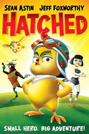 Hatched, Movie on DVD, Animated Movies, Family
