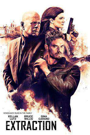 Extraction (2015), Movie on DVD, Action Movies, Adventure Movies, Horror Movies, Thriller & Suspense