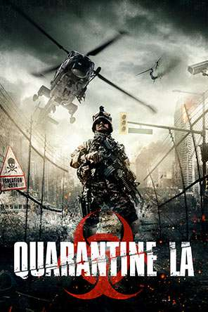 Quarantine L.A., Movie on DVD, Horror Movies, Thriller & Suspense