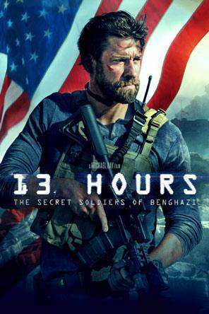 13 Hours: The Secret Soldiers of Benghazi, Movie on DVD, Action Movies, Drama Movies, Thriller & Suspense