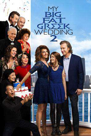 My Big Fat Greek Wedding 2, Movie on DVD, Comedy