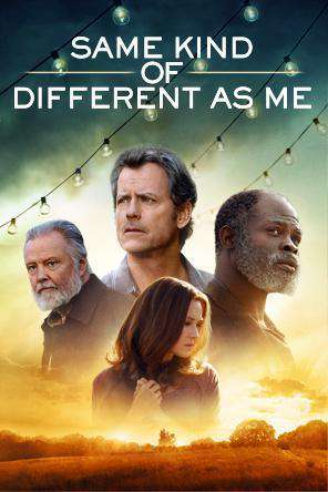 Same Kind of Different As Me, Movie on DVD, Drama