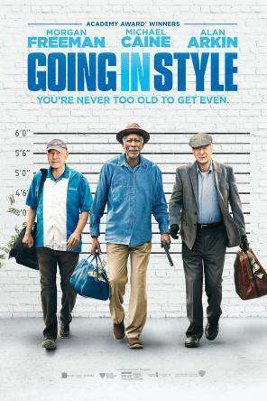 Going In Style, Movie on DVD, Comedy