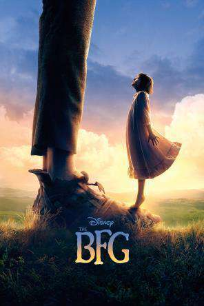 The BFG, Movie on DVD, Sci-Fi & Fantasy Movies, Family