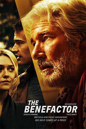 The Benefactor, Movie on DVD, Drama