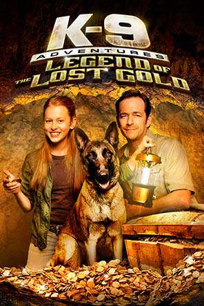 K-9 Adventures: Legend of the Lost Gold, Movie on DVD, Adventure Movies, Family