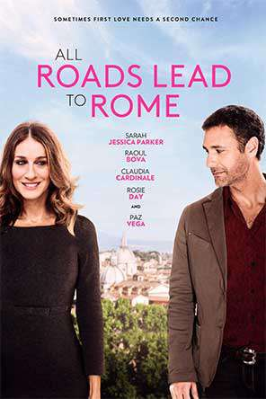 All Roads Lead To Rome, Movie on DVD, Romance