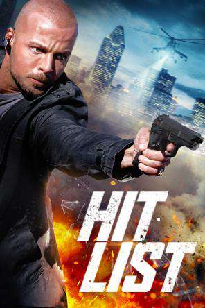 Hit List (2016), Movie on DVD, Action