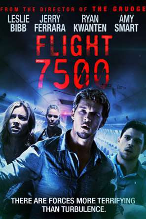 Flight 7500, Movie on DVD, Horror