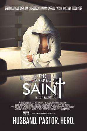 The Masked Saint, Movie on DVD, Drama