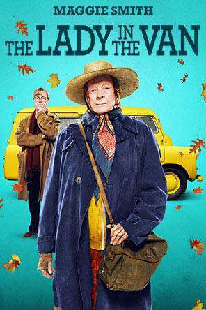The Lady In the Van, Movie on DVD, Drama