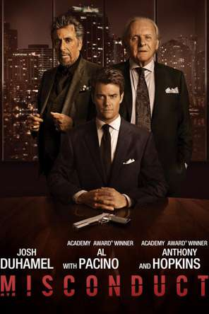 Misconduct, Movie on DVD, Drama Movies, Thriller & Suspense