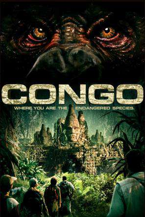 Congo, On Demand Movie, Action DigitalMovies, Adventure DigitalMovies, Drama