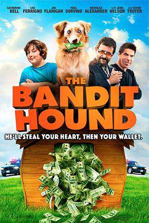 The Bandit Hound, Movie on DVD, Family