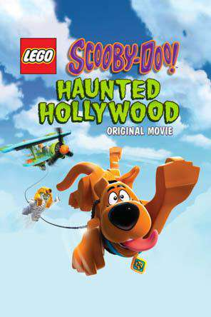 Lego Scooby-Doo: Haunted Hollywood, Movie on DVD, Animated Movies, Family