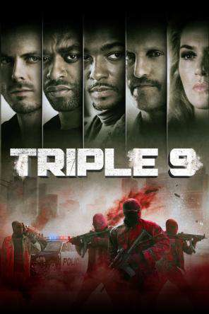 Triple 9, Movie on DVD, Drama Movies, Thriller & Suspense