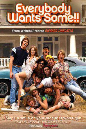 Everybody Wants Some, Movie on DVD, Comedy Movies, Drama
