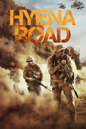 Hyena Road, Movie on DVD, Drama Movies, Action