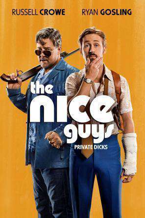 The Nice Guys, Movie on DVD, Action Movies, Comedy Movies, Thriller & Suspense