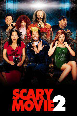 Scary Movie 2, On Demand Movie, Comedy DigitalMovies, Horror
