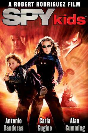 Spy Kids, On Demand Movie, Action DigitalMovies, Adventure DigitalMovies, Comedy DigitalMovies, Family DigitalMovies, Sci-Fi & Fantasy DigitalMovies, Sci-Fi