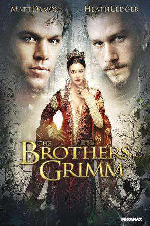 The Brothers Grimm, On Demand Movie, Action DigitalMovies, Adventure DigitalMovies, Comedy DigitalMovies, Thriller & Suspense DigitalMovies, Thriller