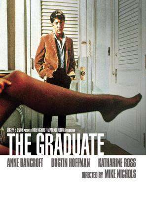 The Graduate, On Demand Movie, Comedy DigitalMovies, Drama DigitalMovies, Romance