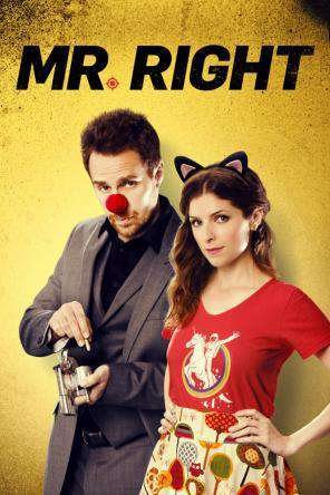 Mr. Right, Movie on DVD, Action Movies, Adventure Movies, Romance