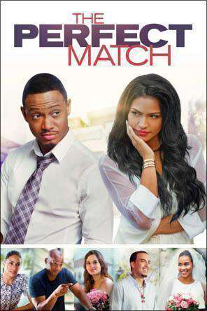 The Perfect Match, Movie on DVD, Romance
