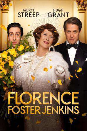 Florence Foster Jenkins, Movie on DVD, Comedy