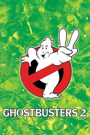 Ghostbusters 2 (1989), Movie on DVD, Comedy Movies, Thriller & Suspense