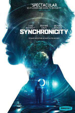 Synchronicity, Movie on DVD, Action Movies, Thriller & Suspense Movies, Sci-Fi & Fantasy