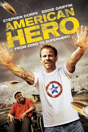 American Hero, Movie on DVD, Comedy