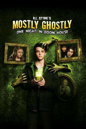 R.L. Stine's Mostly Ghostly: One Night in Doom House, Movie on DVD, Family
