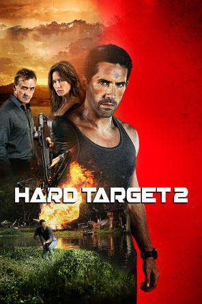 Hard Target 2, Movie on DVD, Action