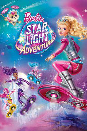 Barbie Star Light Adventure, Movie on DVD, Animated Movies, Family