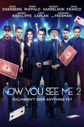 Now You See Me 2, Movie on DVD, Action Movies, Thriller & Suspense