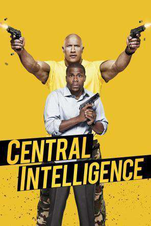 Central Intelligence, Movie on DVD, Action Movies, Comedy
