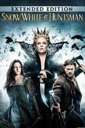 Snow White and the Huntsman - Extended Edition, On Demand Movie, Action DigitalMovies, Adventure DigitalMovies, Drama DigitalMovies, Sci-Fi & Fantasy DigitalMovies, Fantasy DigitalMovies, Sci-Fi