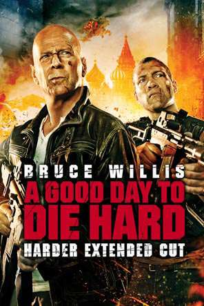A Good Day to Die Hard (Extended Cut), On Demand Movie, Action DigitalMovies, Adventure