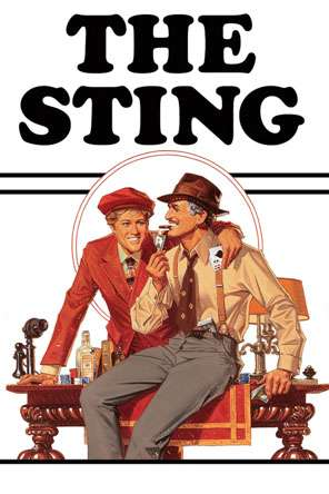 The Sting, On Demand Movie, Comedy