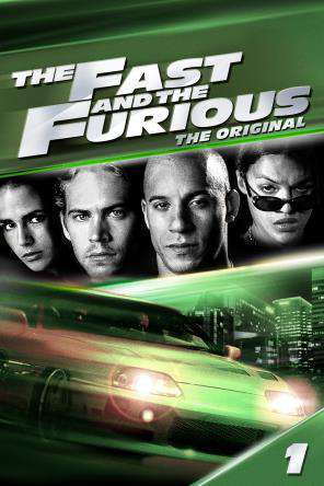The Fast and the Furious (2001), On Demand Movie, Action