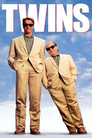Twins, On Demand Movie, Comedy