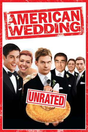 American Wedding (Unrated), On Demand Movie, Comedy