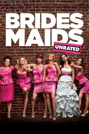 Bridesmaids (Unrated), On Demand Movie, Comedy