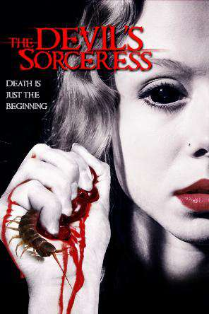 The Devil's Sorceress, Movie on DVD, Horror Movies, Thriller & Suspense